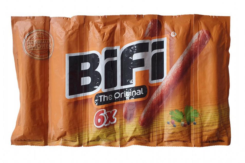 5. Platz: Bifi Minisalami, Jack Link's, 830 Stimmen (3,9 Prozent)