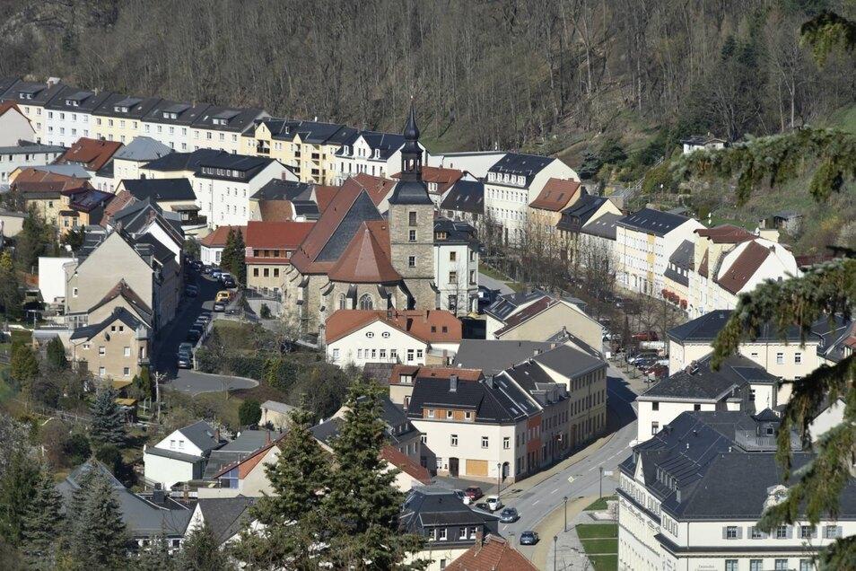 Sollte die Vision einiger Stadträte wahr werden, wird die Kernstadt von Glashütte in ein paar Jahren zur Altstadt Glashütte.
