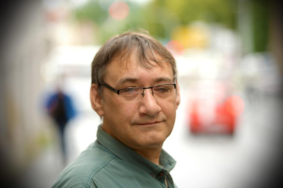 Armin Pietsch kümmert sich beruflich und ehrenamtlich um ausländische Mitbürger.