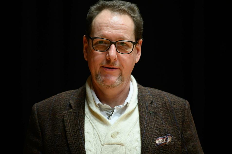 Peter Theiler, Intendant der Semperoper Dresden