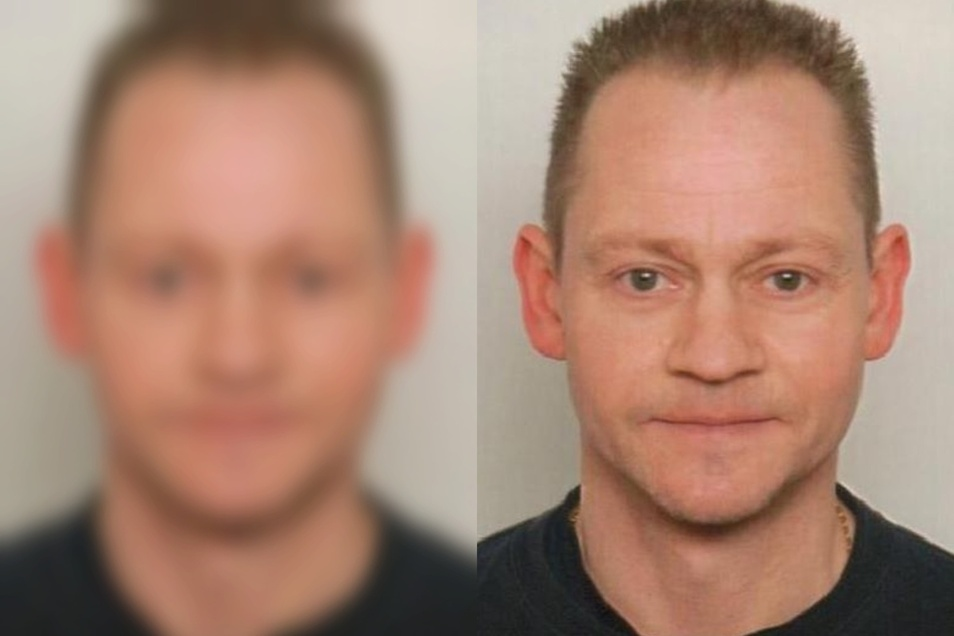 Mit diesem Bild suchte die Polizei nach dem vermissten Jens-Bernd Stade.