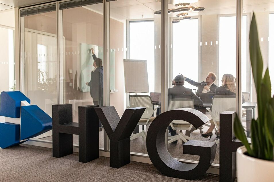 HYGH hat seinen Sitz in Berlin und will den DOOH-Markt aufwirbeln.