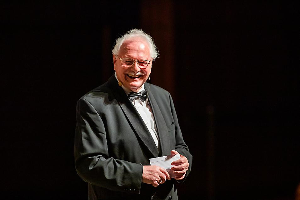 Der Hoyerswerdaer Ehrenbürger Friedhart Vogel vollendet sein achtes Lebensjahrzehnt.