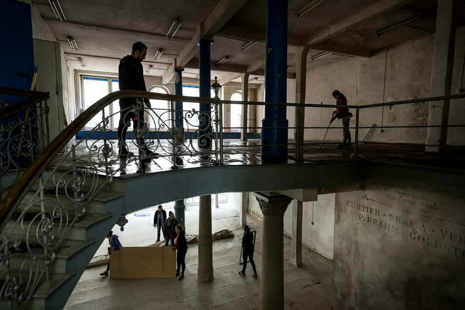 Ein Gründerzentrum im früheren Totschek-Kaufhaus in Görlitz ist eine der Ideen.
