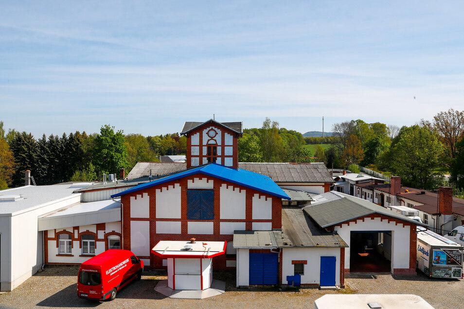 Das große Gelände von Edelfisch in Neugersdorf ist bereits verkauft, der Familienbetrieb hat geschlossen.