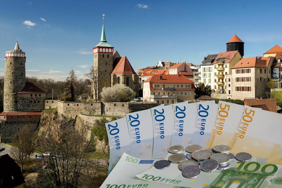 Die Stadt Bautzen wird 2021 weniger Geld einnehmen als ausgeben. Wo soll gespart werden? Am Donnerstag gibt es dazu die nächste Beratung zwischen Stadträten und -verwaltung.