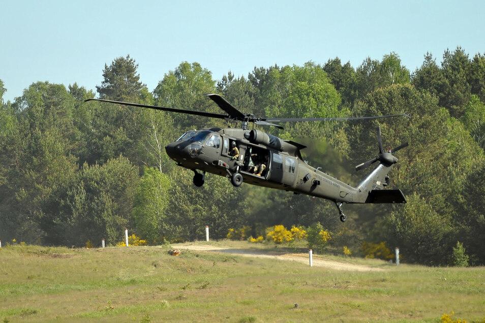 In Polen übt das US-Militär bereits. Bald kommen die amerikanischen Soldaten auch nach Deutschland. r Corona-Krise eingestellt.