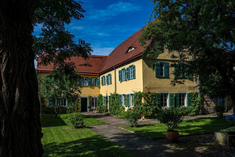 Das Carl-Maria-von-Weber-Museum in Dresden.