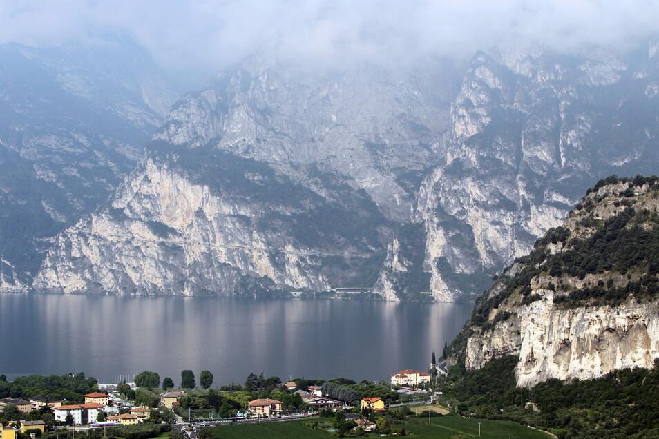Der Gardasee ist in Deutschland ein beliebtes Urlaubsziel - und wohl bald wieder bereisbar.