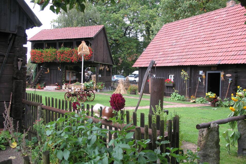 Auch im Erlichthof in Rietschen zeigen die Mitglieder des Filmclubs Von der Rolle ihr Sommerkino-Programm.