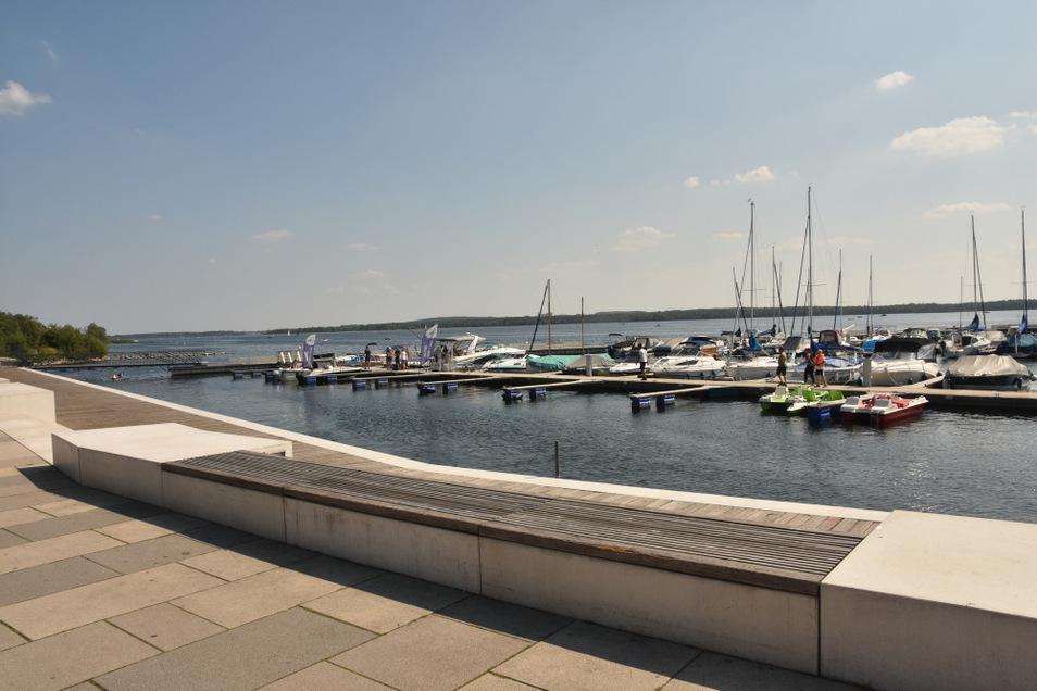 Stadthafen Senftenberg am Senftenberger See