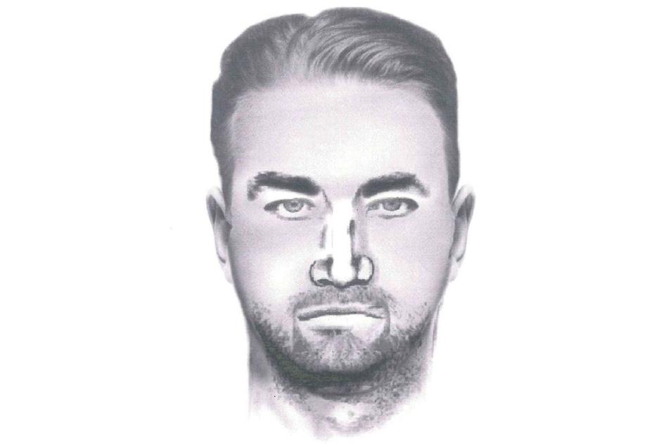 Die Dresdner Polizei sucht nach diesem Mann. Er soll eine 23-Jährige in Gorbitz attackiert haben.