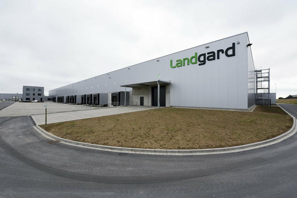 Die Immobilie und Kühlanlagen von Landgard gehen an Edeka. Die Mitarbeiter bleiben bei Landgard
