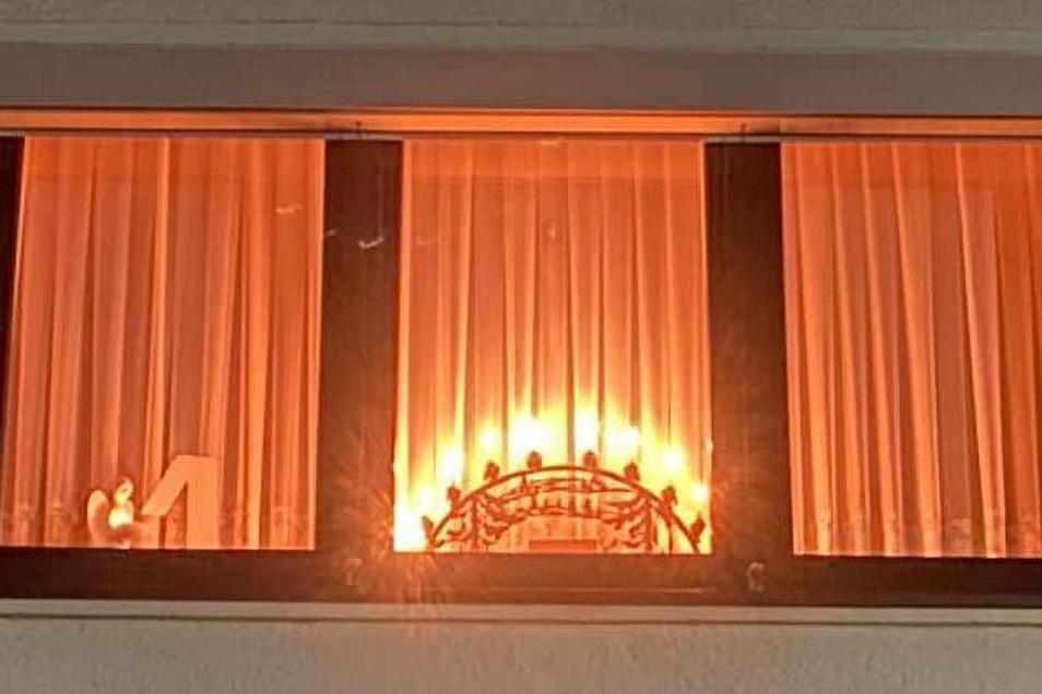 Ab 1. Dezember heißt es, aufpassen an den Fenstern.