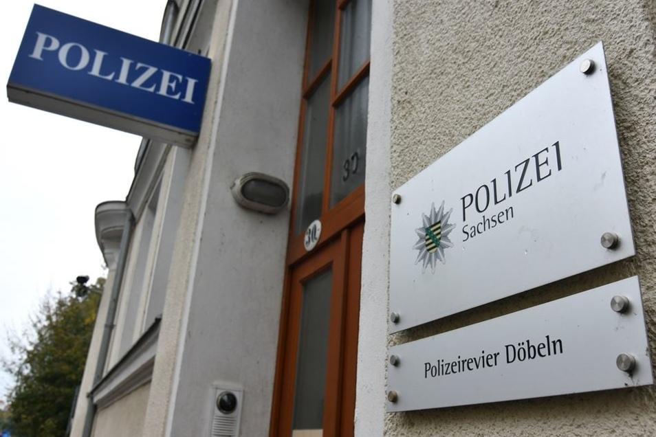 Am Döbelner Polizeirevier wurde die Betrugsabteilung auf drei Mitarbeiter aufgestockt.
