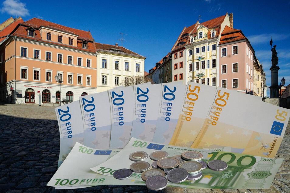 Bautzens Stadtrat hat eine interne Haushaltssperre beschlossen - zur Bewältigung der Auswirkungen der Corona-Pandemie.
