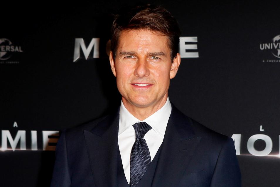 Tom Cruise hat seine Golden Globes zurückgegeben