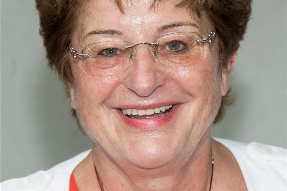 CDU-Stadträtin Inge Reinacher möchte noch in diesem Jahr aus dem Stadtrat ausscheiden.