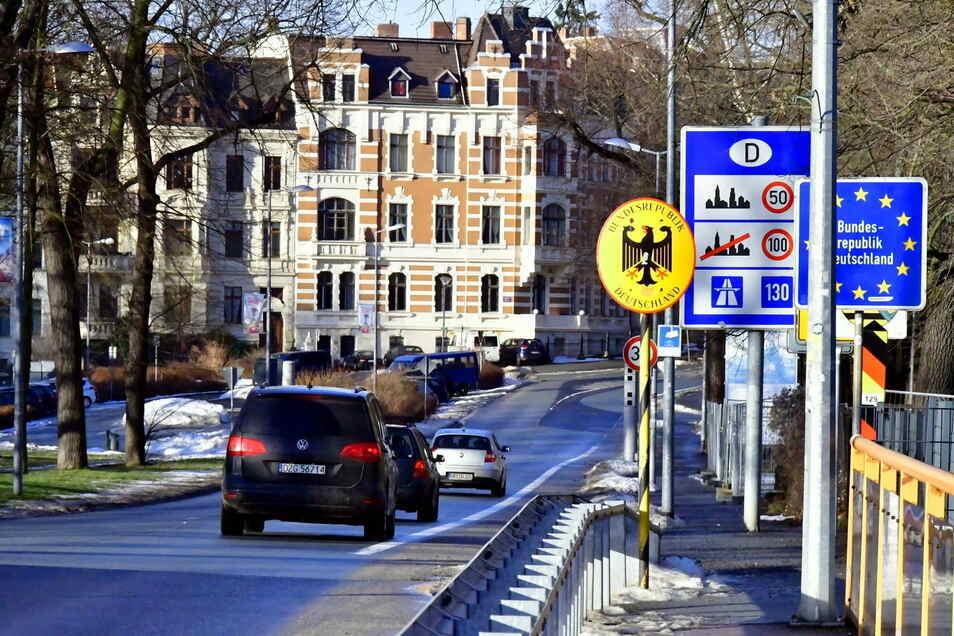 Im Nachbarkreis Zgorzelec waren die Zahlen zuletzt besser als im Kreis Görlitz.