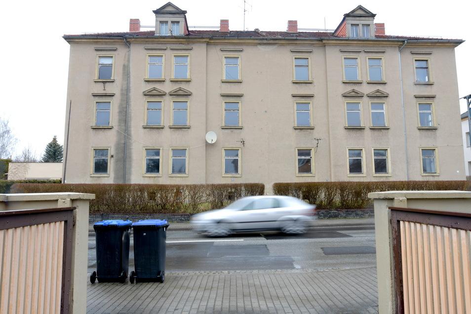Dieses Haus im Zittauer Stadtteil Pethau soll abgerissen werden.