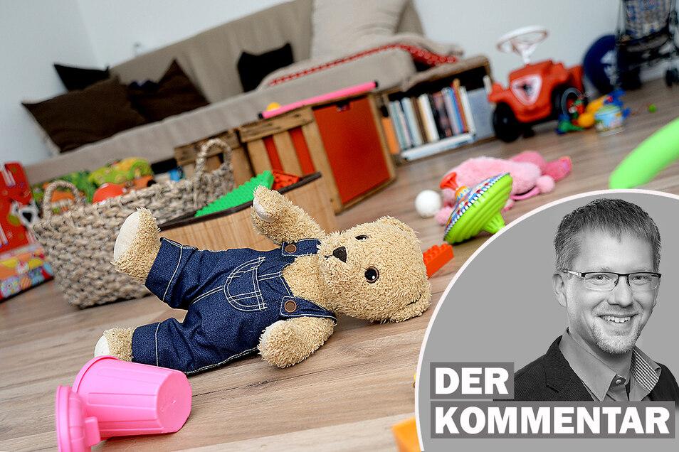 Christian Eißner kommentiert die Ergebnisse des SZ-Familienkompasses.