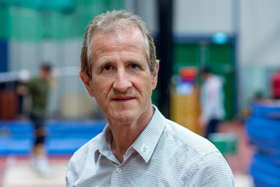 Ulf Tippelt, Direktor des Instituts für Angewandte Trainingswissenschaften (IAT), warnt vor unwiderruflichen Schäden.