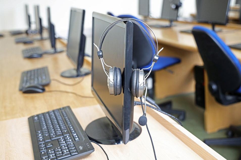 Computer gehören heute zum Alltag an den Schulen, auch in Meißen – aber wie werden die Systeme genutzt?