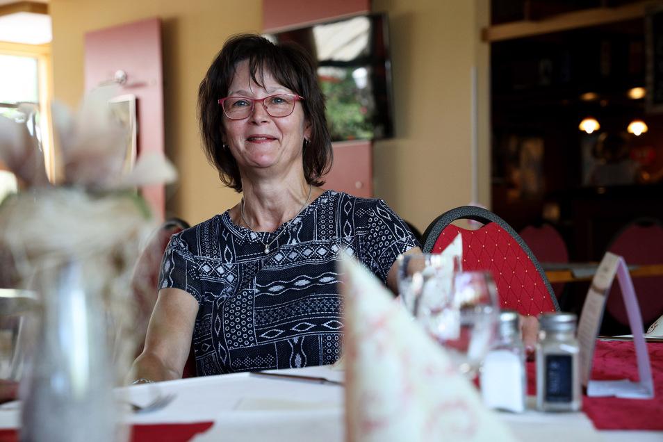 Mutter Anke Hesse ist die gute Seele des kleinen Familienunternehmens.