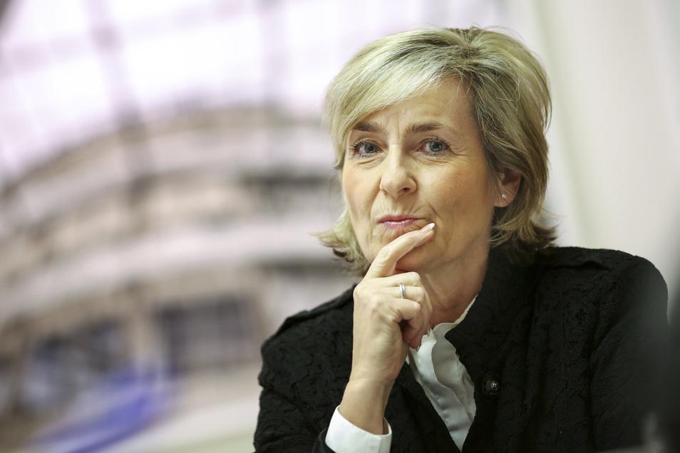 Karola Wille  am 17. Februar: Die Intendantin des MDR spricht über Wahl- und Medienfreiheit als Fundament einer funktionierenden Demokratie.
