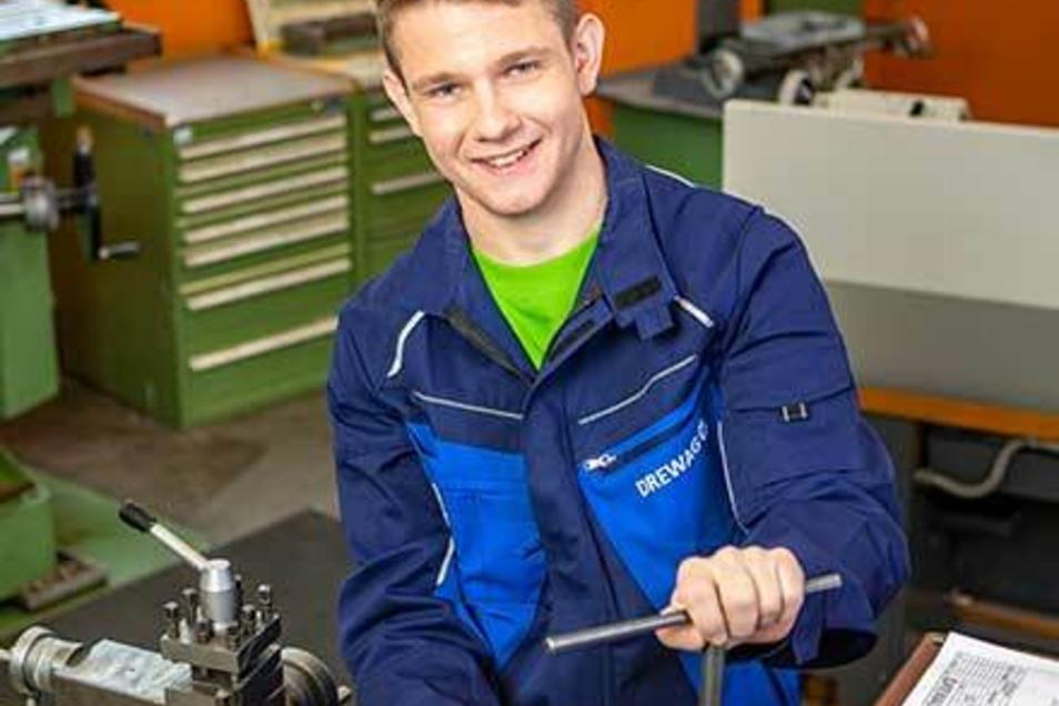 Die DREWAG bietet jungen Leuten ein reizvolles Berufsleben.