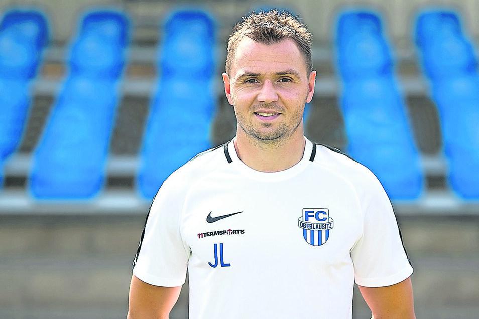 Jiri Liska (37), Co-Trainer