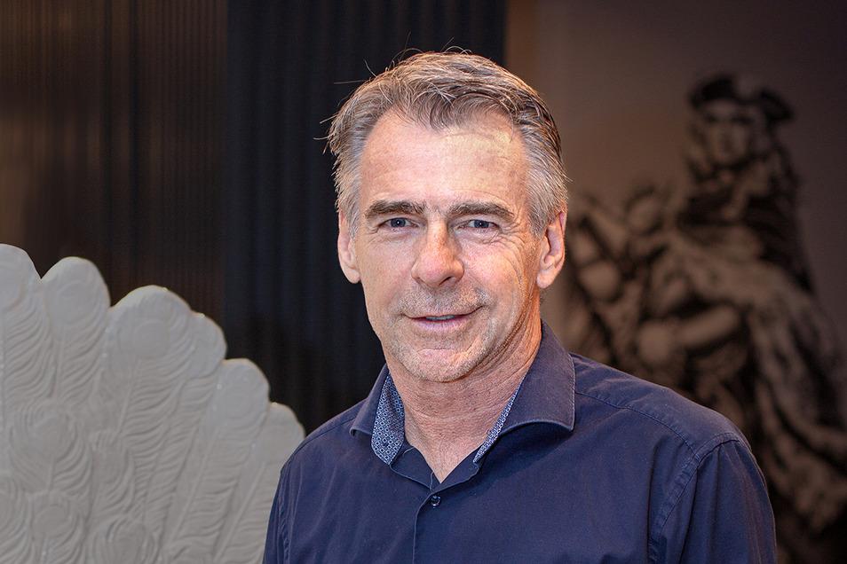 """""""Wir haben die Restrukturierung nicht dafür gemeistert, um dann in der Coronazeit nicht mehr weiterzukommen."""" Der Geschäftsführer der Staatlichen Porzellanmanufaktur im SZ-Interview."""