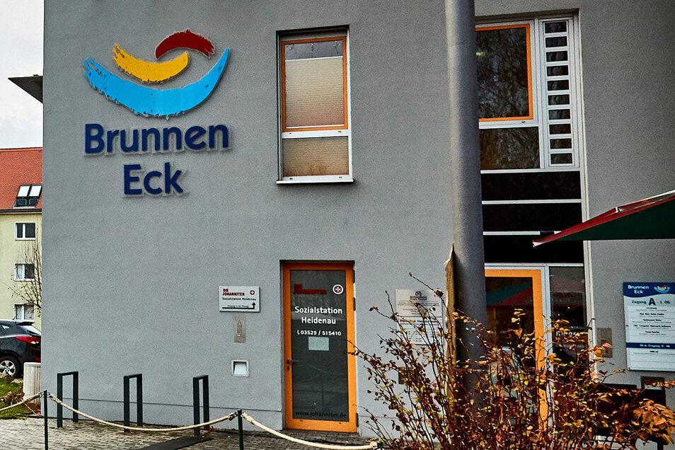 Künftig die neue Adresse der Außenstelle des Heidenauer Rathauses: Brunneneck Mügeln.