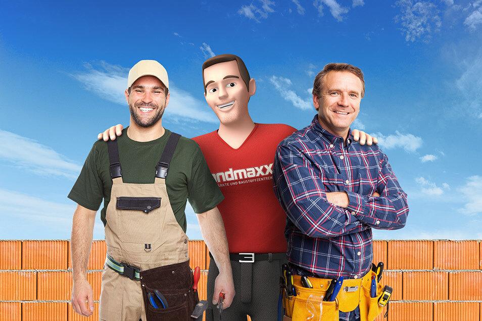 Ideal für Profis und Heimwerker: der Webshop von LandMAXX.
