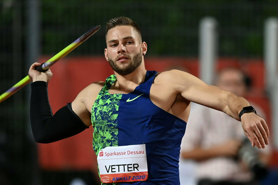 Speerwerfer Johannes Vetter fordert vom Internationalen Olympischen Komitee noch mehr Engagement für die Sommerspiele 2021 in Tokio.