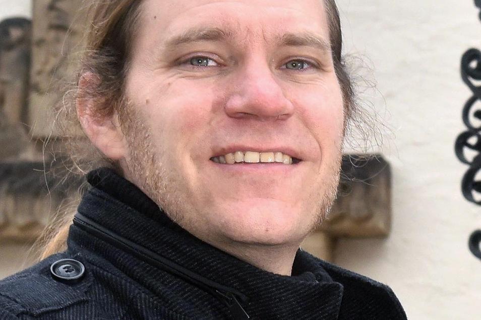 Peter Knüvener ist Direktor der Städtischen Museen Zittau.