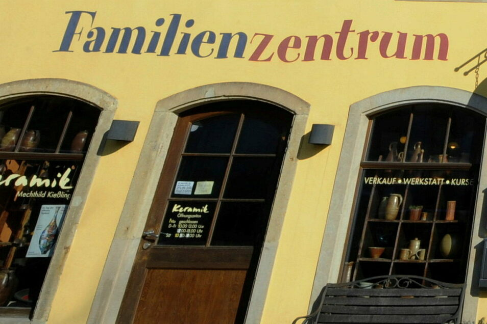 Mit verschiedenen Kursangeboten für Pädagogen und Eltern geht das Radebeuler Familienzentrum derzeit ins Internet.