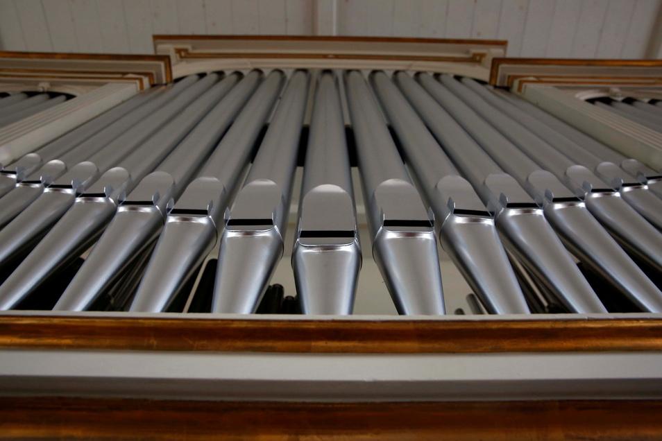 Am 26. September findet das letzte Konzert des diesjährigen Großenhainer Orgelsommers in Oelsnitz statt.