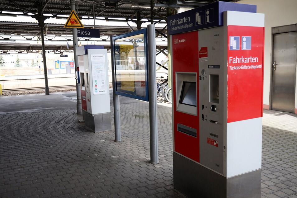 Die Automaten sollen bis spätestens Oktober aufgerüstet sein.
