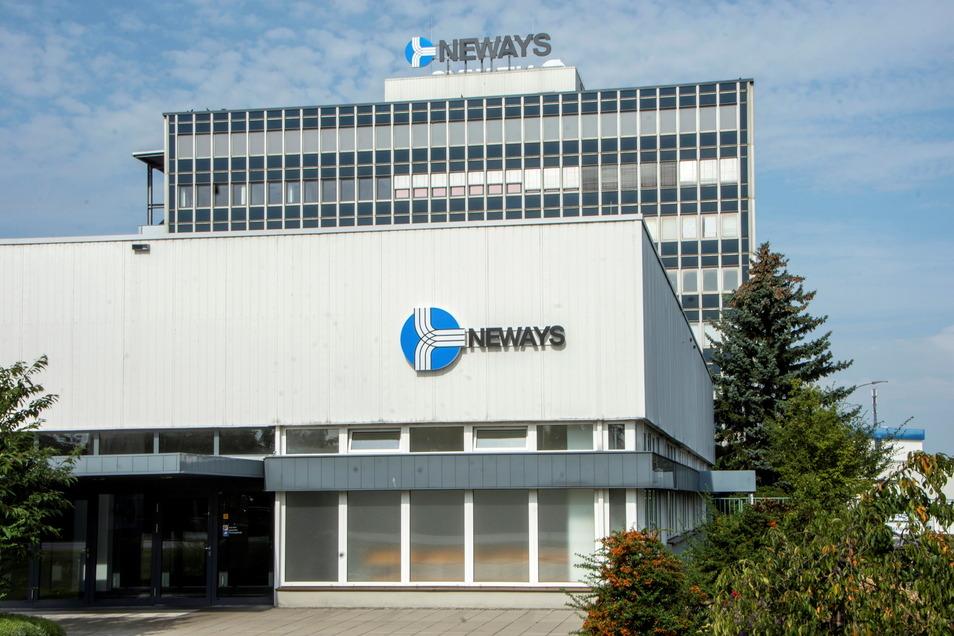 Der Firmensitz an der Bayern- und Sachsen-Straße in Riesa.