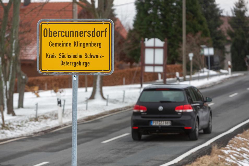 In der Ortsdurchfahrt von Obercunnersdorf müssen Autofahrer mit Behinderungen rechnen.
