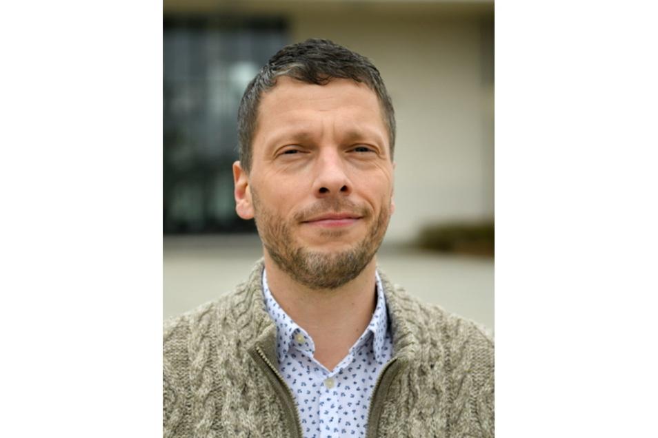 Lars Zemke (51) verdient sein Geld als IT-Consultant und ist seit 2019 Vorstand des Bundesverbands Elektrokleinstfahrzeuge.