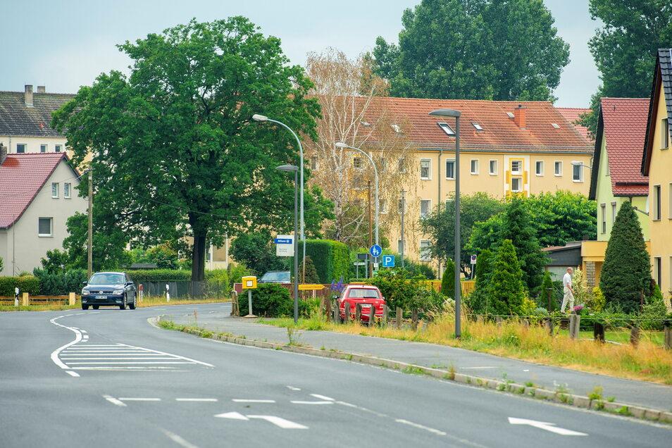 Ortsansicht von Kalkreuth. Der Heimatverein will die touristische Erschließung des Ortes voranbringen.