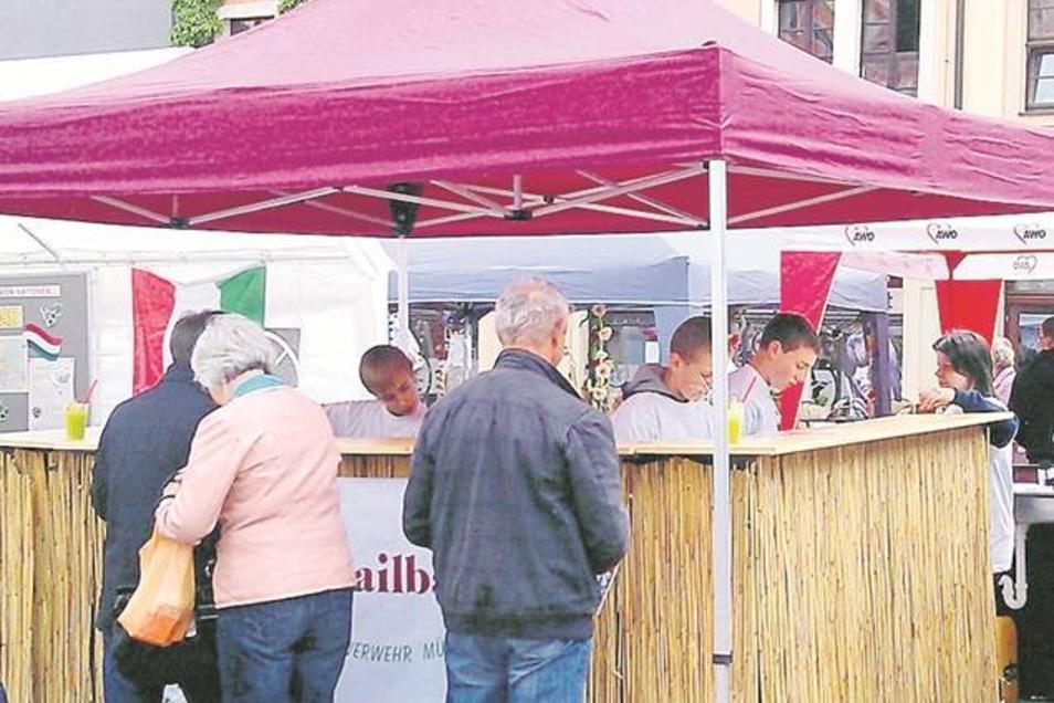 Beliebt nicht nur bei jungen Leuten: Mühlbachs alkoholfreie Bar ist für alle Generationen Anlaufpunkt.Foto: privat
