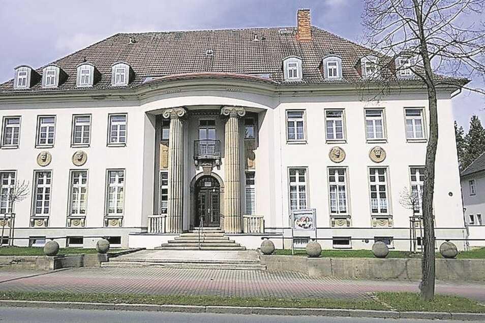 Vom Verwaltungssitz der Energieversorgung zur Betreuungseinrichtung: die Zittauer Jugendstil-Villa an der Görlitzer Straße 9.