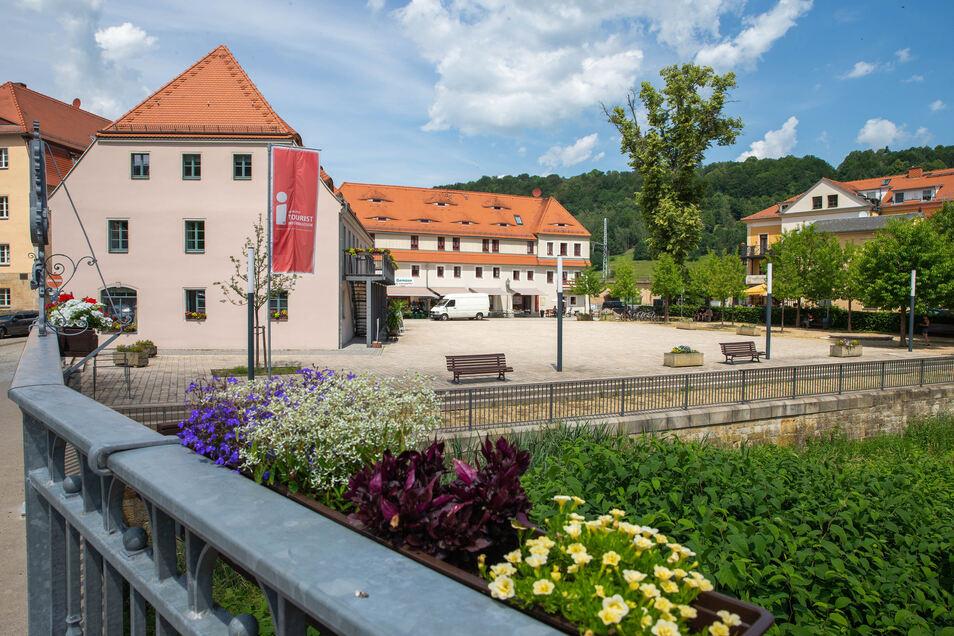 Wie weiter mit der Bielapromenade in Königstein?