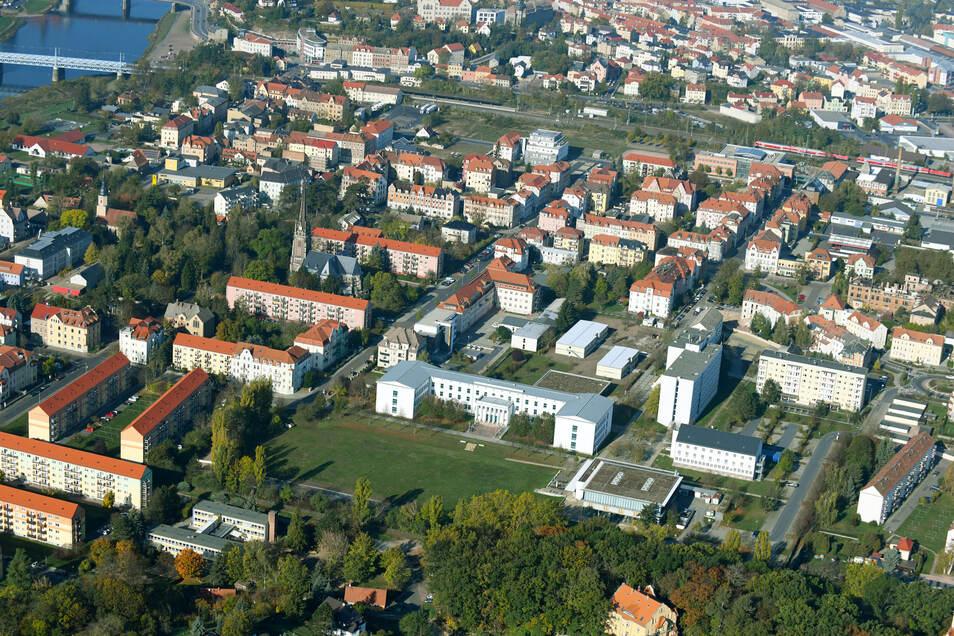 Die Hochschule Meißen möchte mit unterschiedlichsten Schwerpunkten herausstechen.