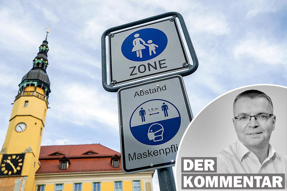 Die AfD-Fraktion im Bautzener Kreistag fordert die Aufhebung aller Corona-Schutzmaßnahmen. Das ist purer Zynismus, meint SZ-Redaktionsleiter Ulli Schönbach.