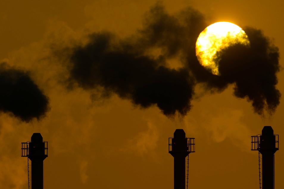 Die EU-Staats- und Regierungschefs haben sich auf ein neues Klimaziel für 2030 geeinigt. Bis dahin sollten mindestens 55 Prozent weniger Treibhausgase ausgestoßen werden als 1990.