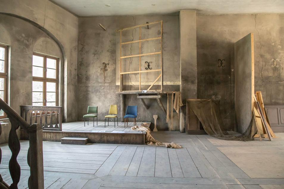 """Im """"Goethe!""""-Film spielt hier die Gerichtsszene in Frankfurt am Main."""